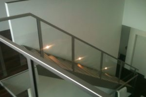 Metal stair Insensation