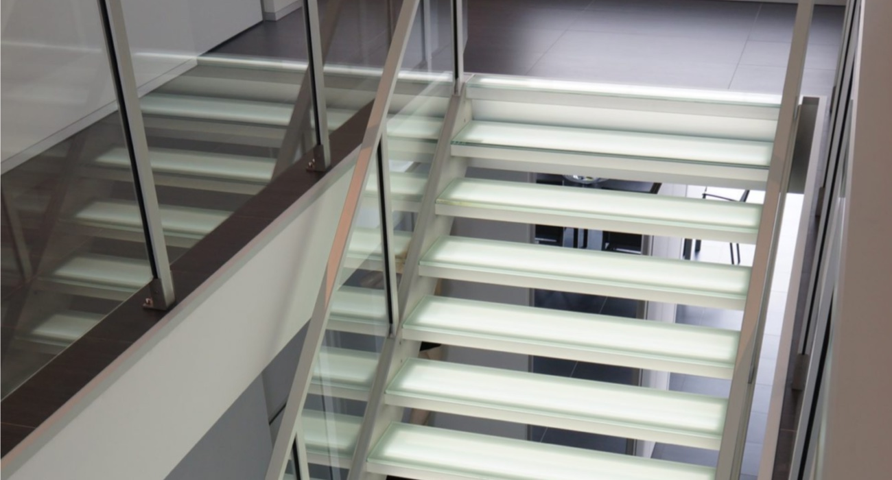 STAIRPLANE® | Glass Stairs | Staircase | Glass Railings | New York Nyc |  Los Angeles | Miami | Schweiz | Suisse