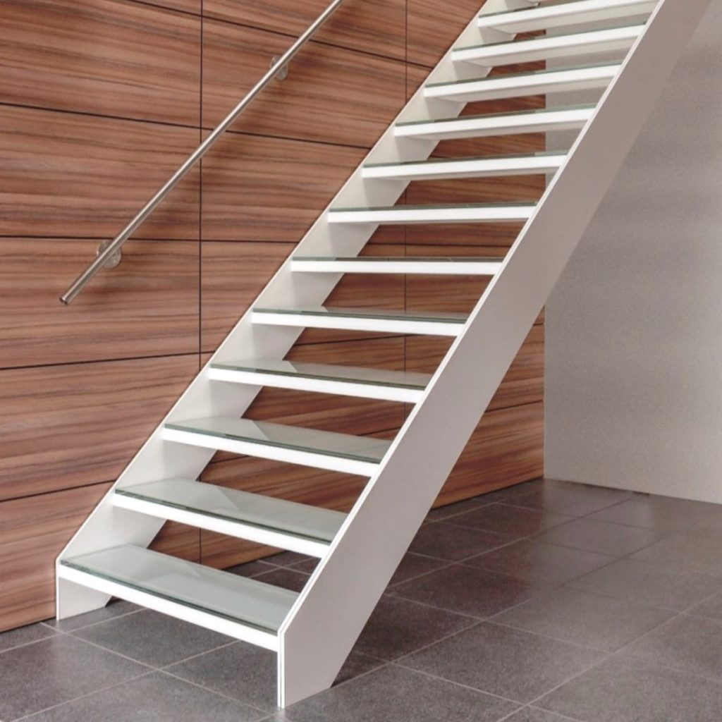 STAIRPLANE™ revolutionary staircase design | glass stairs | metal stairs | aluminum stairs | design stairs | glass railings | new york | los angeles | miami | switzerland