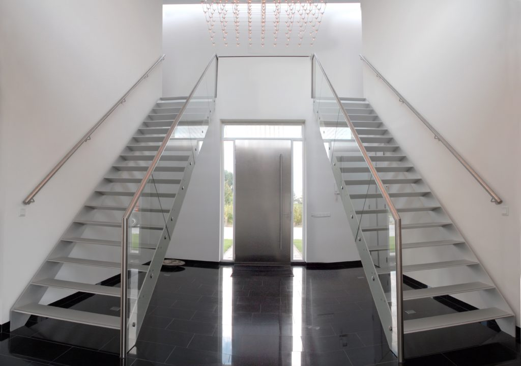 STAIRPLANE™ revolutionary staircase design | glass stairs | metal stairs | aluminum stairs | design stairs | glass railings | new york | los angeles | san francisco | switzerland